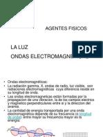 Luz, Ondas Electromagneticas Exp.