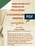 A Filosofia antiga - Períodos 3