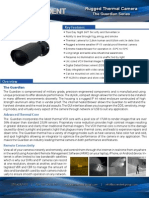 Rugged Long Range Thermal Camera - Ascendent Technology Group - Guardian Series