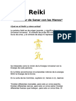 Reiki el Poder de Sanar con las Manos