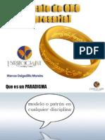 Diapositivas de La Conferencia El Circulo de Oro Empresarial (Resumen)