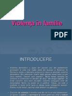 Violenta in Fmilie