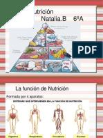 La Nutricion (1)