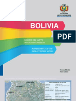 Logros Del Modelo Economico en Bolivia 2006-2012