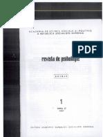 Revista de Psihologie 1