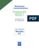 Exqamen Civica y Etica Segundo