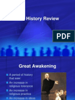 8th grade history review 2