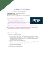 Matematica Discreta PEC1