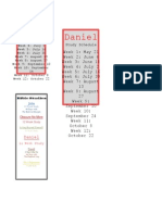 PERSONAL- Bible Study Info