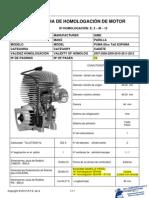 Reglamento Tecnico Puma 85
