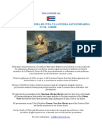 Submarinos Alemanes en Cuba