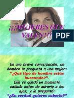 Mujeres Con Valor
