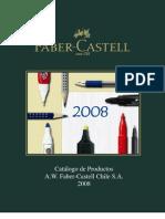 Catálogo FC-Chile 2008