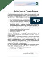 Lectura 10 - Sociedad Anónima - Principios Generales.pdf