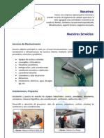 Brochure INGESA 2013