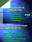 Estrategia s de Marketing