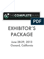 Exhibitor's Package