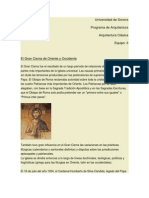 Arquitectura Paleocristiana Equipo 3