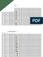 Cronograma de Ejecusion de Obra Cahuish Verificar 2013