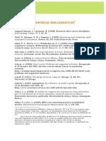 Bibliografia Metodologia de la Investigación