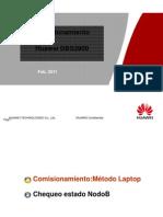 Guia de Comisionamiento DBS3900