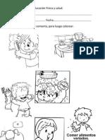 guía educación fisica