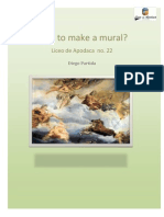 How to make a mural