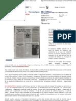 08-01-08 Un gran año para Tamaulipas - Nota en Diario de Mexico