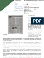 08-01-08 El TLCAN ha traído beneficios - Nota en Crónica