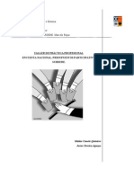 Modelo Del Cuaderno de Campo de Chile; Cuestionarios