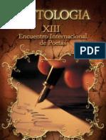 XIII Encuentro Internacional de Poetas. Antología.