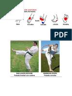 6 Karate Shotokan Gueri o Patadas