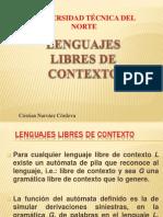 Lenguajes Libres de Contexto_automatas
