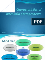 1.3.1 Characteristics of a Successful Enterpreneur