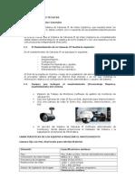Especificaciones Tecnicas Ip