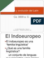 Or-Genes y Evoluci-n Del Lat-n1