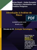 Introdução à Análise de Risco - Brasil_Europa