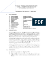 Silabo de Periodismo Interpretativo y de Opinión.docx