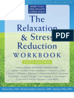 Relaxation & Stress Reduction Workbook - Free Excercise