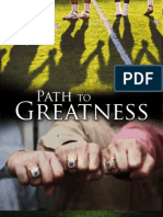 ValuTeachers Path to Greatness