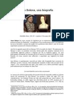 Ana Bolena, Una Biografia