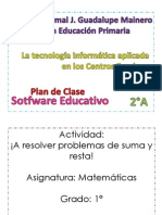 Software Eduucativo