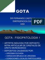 Clase 1 - Gota