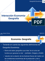 Clase 2 Geografia Economica Interacciones
