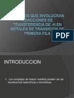 CATALISIS QUE INVOLUCRAN REACCIONES DE TRANSFERENCIA DE -.pptx