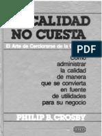 Philip B. Crosby - La Calidad No Cuesta.pdf