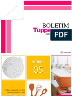 Boletim Tupperware Semanas 18 a 21.2013