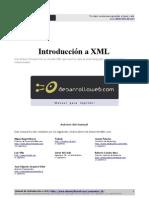 Manual Introduccion a XML