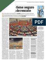 Grecia No Tiene El Plan de Rescate