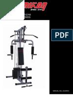 Multi Gym TE 1200 DG